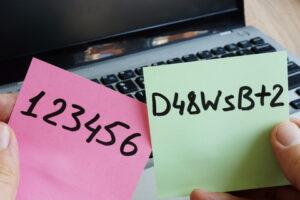 Passwort-Sicherheit durch LMS-Schulung